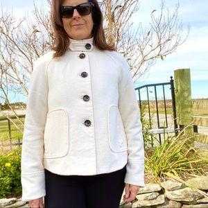 Banana Republic wool/rayon blend jacket